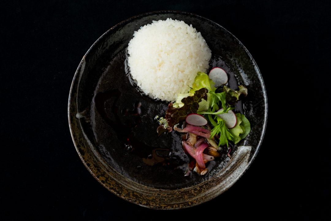 薬膳黒カレー(通年)